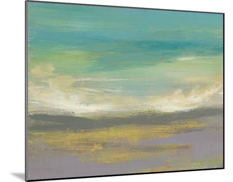 Sunset Study II-Jennifer Goldberger-Mounted Giclee Print