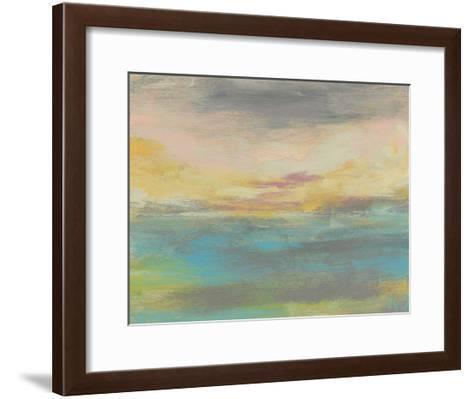 Sunset Study IV-Jennifer Goldberger-Framed Art Print