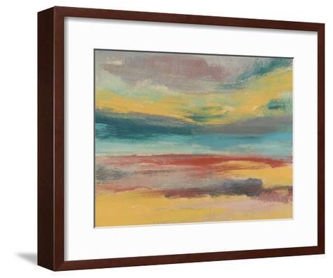 Sunset Study IX-Jennifer Goldberger-Framed Art Print