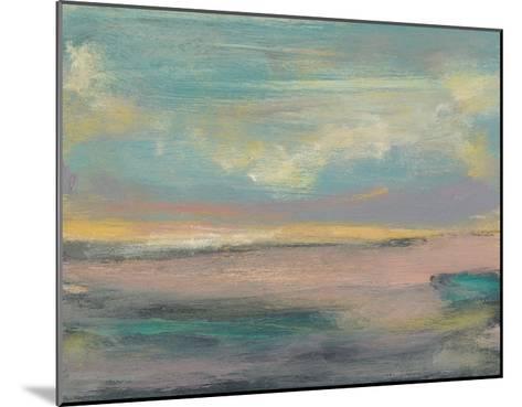 Sunset Study VI-Jennifer Goldberger-Mounted Giclee Print