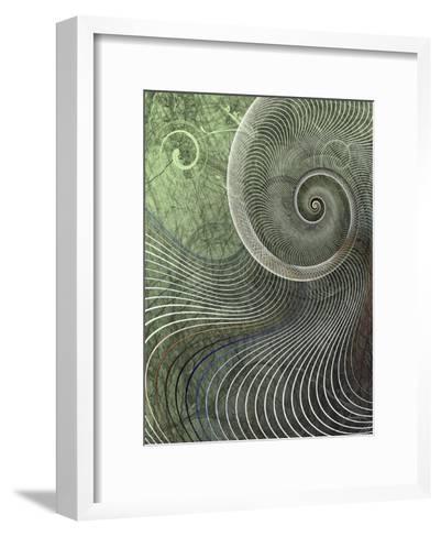 Surround II-James Burghardt-Framed Art Print
