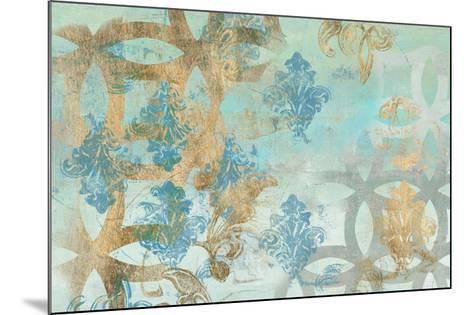 Pattern Construct I-Jennifer Goldberger-Mounted Giclee Print