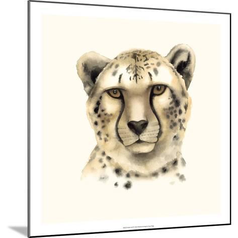 Safari Cat IV-Grace Popp-Mounted Giclee Print