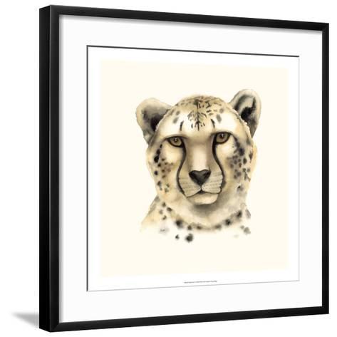 Safari Cat IV-Grace Popp-Framed Art Print