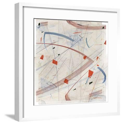 Vectora Panel II-James Burghardt-Framed Art Print