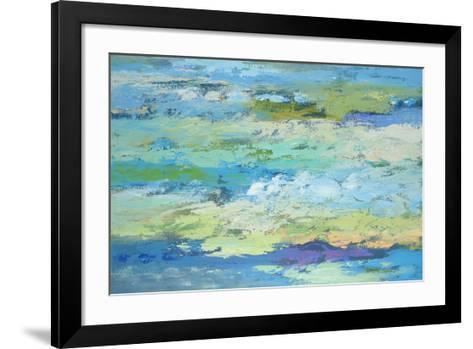 Keeping Current-Janet Bothne-Framed Art Print