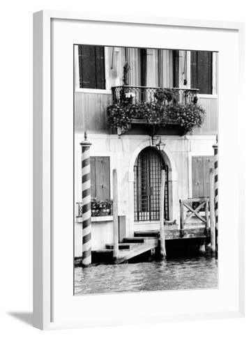 Venice Scenes I-Jeff Pica-Framed Art Print