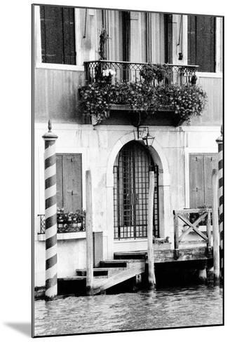Venice Scenes I-Jeff Pica-Mounted Art Print