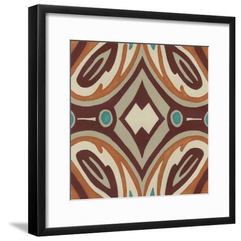 Global Motif VIII-June Erica Vess-Framed Art Print