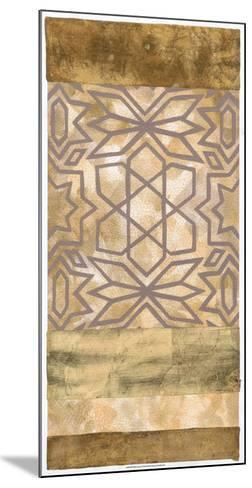 Golden Canyon I-Chariklia Zarris-Mounted Art Print