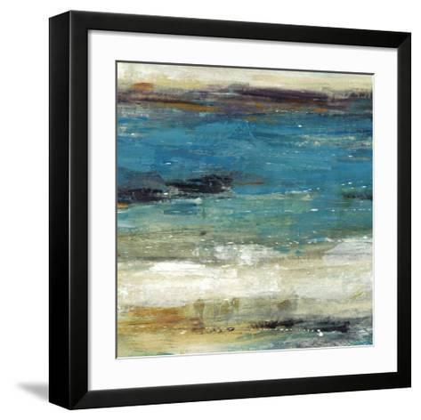 Sea Breeze Abstract I--Framed Art Print