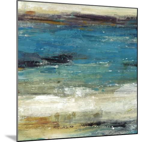 Sea Breeze Abstract I--Mounted Limited Edition