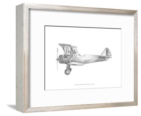 Technical Flight I-Ethan Harper-Framed Art Print