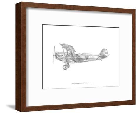 Technical Flight II-Ethan Harper-Framed Art Print