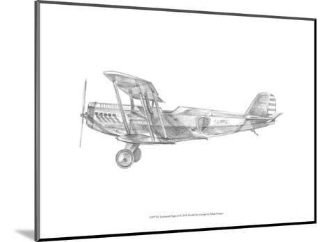 Technical Flight II-Ethan Harper-Mounted Art Print