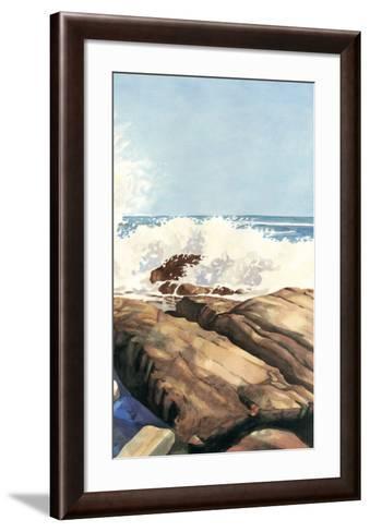 Sea Spray II-Dianne Miller-Framed Art Print