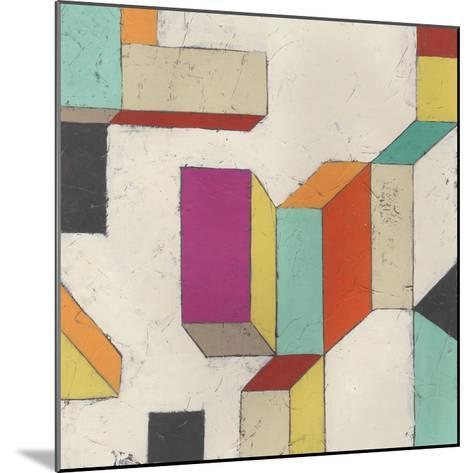 Tessellate II-June Erica Vess-Mounted Art Print