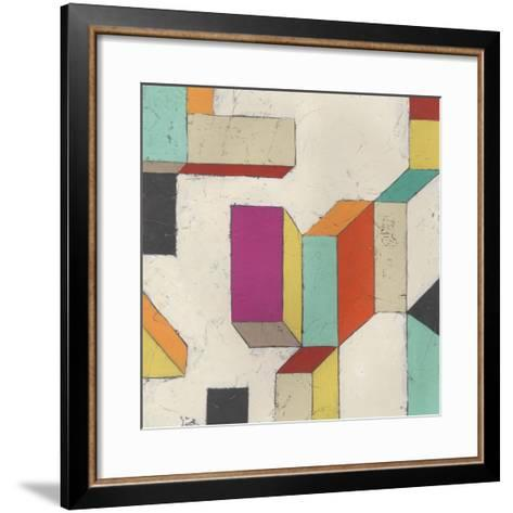 Tessellate II-June Erica Vess-Framed Art Print