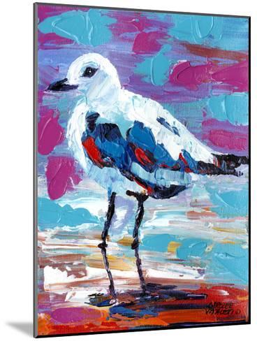 Seaside Birds II-Carolee Vitaletti-Mounted Art Print