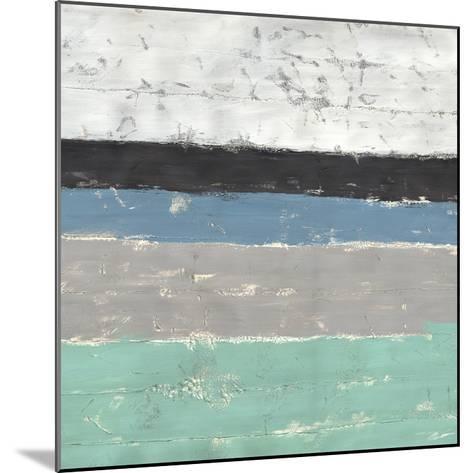 Seawall I-John Butler-Mounted Giclee Print