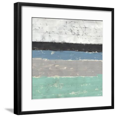 Seawall I-John Butler-Framed Art Print