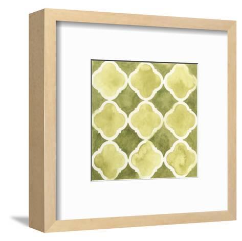 Watercolor Tile IV-June Erica Vess-Framed Art Print