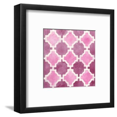 Watercolor Tile V-June Erica Vess-Framed Art Print