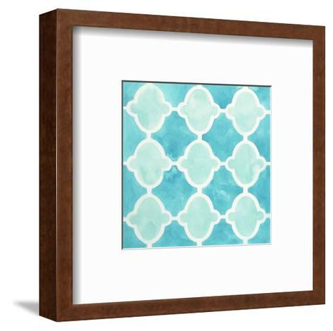Watercolor Tile VI-June Erica Vess-Framed Art Print