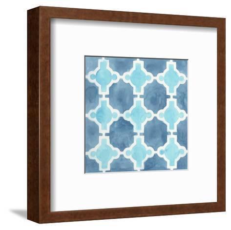 Watercolor Tile VII-June Erica Vess-Framed Art Print