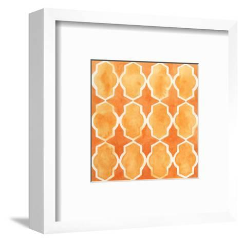 Watercolor Tiles IX-June Erica Vess-Framed Art Print
