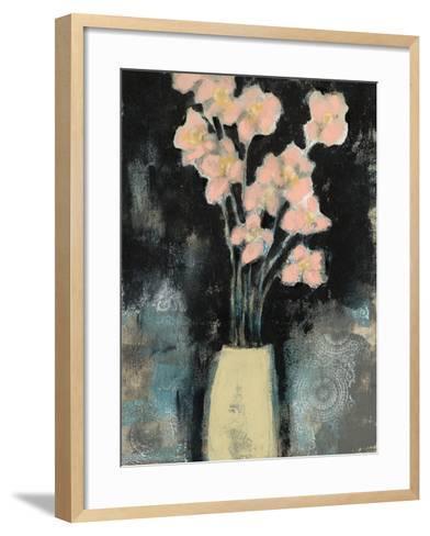 Wildflower Stems I-Jennifer Goldberger-Framed Art Print