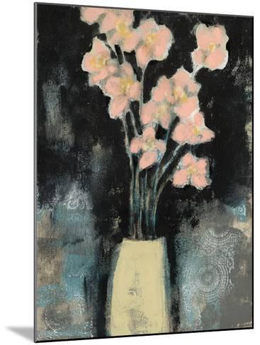 Wildflower Stems I-Jennifer Goldberger-Mounted Giclee Print