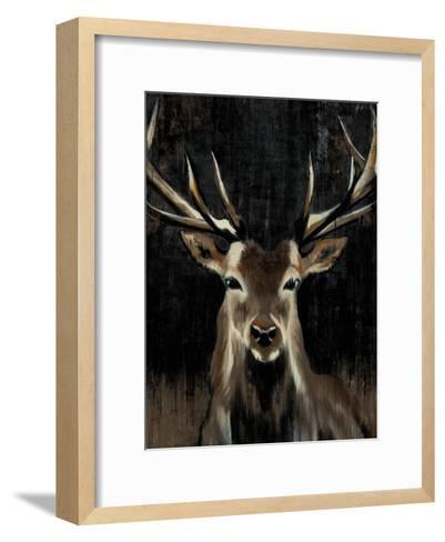 Young Buck-Liz Jardine-Framed Art Print