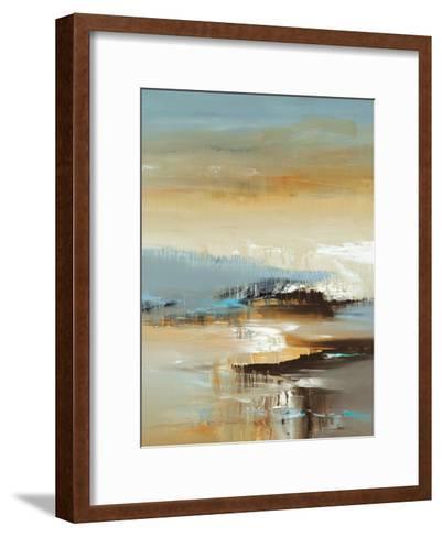 By The Water-Lisa Ridgers-Framed Art Print