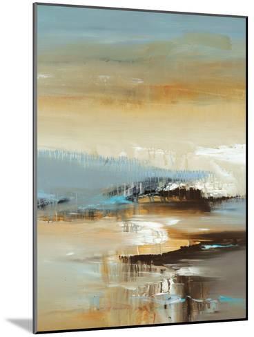 By The Water-Lisa Ridgers-Mounted Art Print