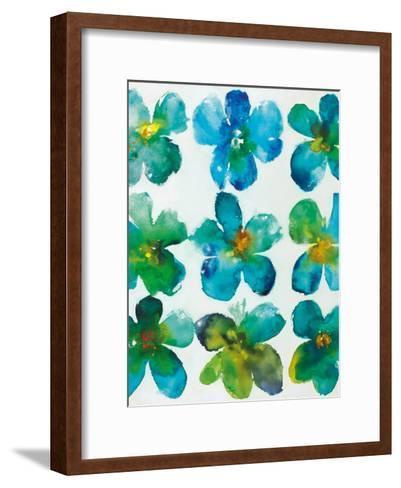 Pocketful O' Posies-Liz Jardine-Framed Art Print