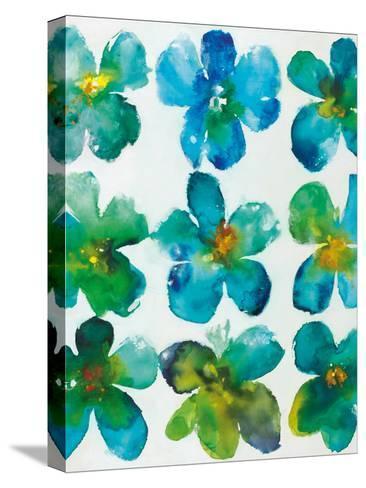 Pocketful O' Posies-Liz Jardine-Stretched Canvas Print