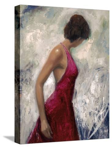 Figure-Julianne Marcoux-Stretched Canvas Print