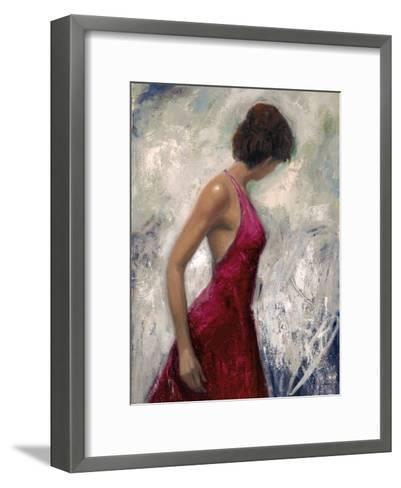 Figure-Julianne Marcoux-Framed Art Print