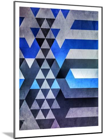 kyr dyyth-Spires-Mounted Art Print