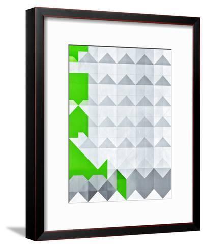 nythyng lyft-Spires-Framed Art Print