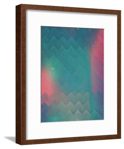 fryyndd ryqysst-Spires-Framed Art Print