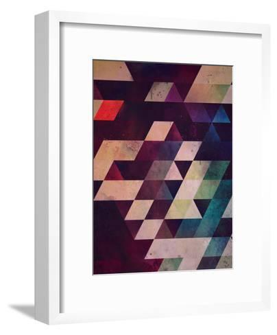 rycynstryckzhn-Spires-Framed Art Print