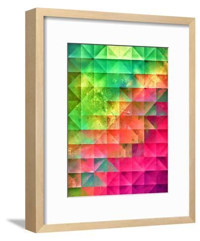 ryynbww_lyxx-Spires-Framed Art Print