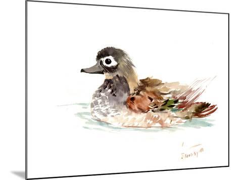 Duck-Suren Nersisyan-Mounted Art Print