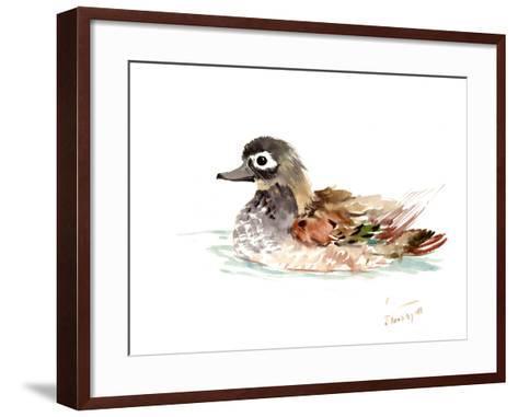 Duck-Suren Nersisyan-Framed Art Print