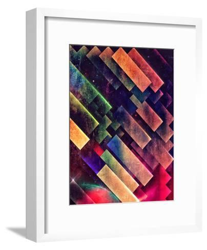 th'kynfydynse-Spires-Framed Art Print