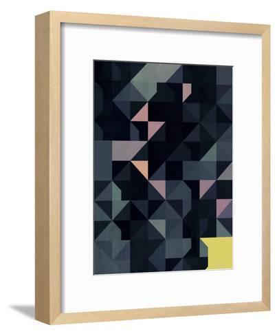 stygnyyt-Spires-Framed Art Print