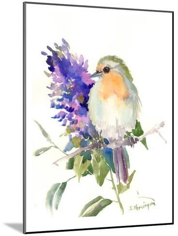 Robin-Suren Nersisyan-Mounted Art Print