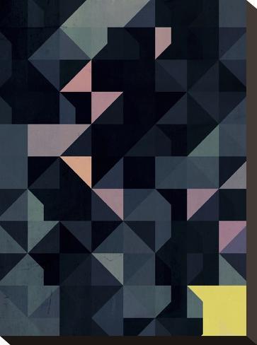 stygnyyt-Spires-Stretched Canvas Print